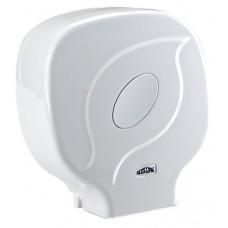 Вик: Диспенсер для туалетной бумаги 200м белый