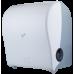 Диспенсеры: для полотенец рулонных PROtissue механический АВС-пластик белый