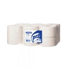 Вик: Бумага туалетная 1сл 200м целлюлоза 100% белая ПРО
