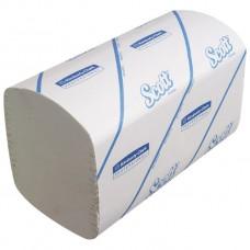 Kimberly-Clark: Полотенца бумажные Скотт 274 листов 1-слойные белые