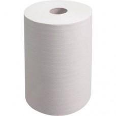 Kimberly-Clark: Полотенца бумажные Скотт Слимролл 190 метров 1-слойные белые