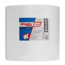 Kimberly-Clark: Салфетки Вайпол L30 1000л 3сл белые