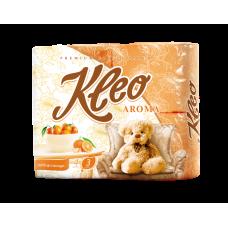 """Бумага туалетная """"Мягкий знак"""": Kleo Aroma трехслойная мандарин оранжевая"""