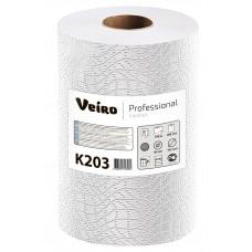 VEIRO: Полотенца бумажные 2сл 150м/20 Comfort белый
