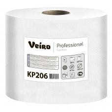 VEIRO: Полотенца бумажные ЦВ 2сл 180м/20 Comfort белый