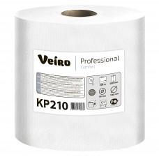 VEIRO: Полотенца бумажные ЦВ 1сл 200м/20 Comfort белый
