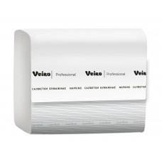 VEIRO: Салфетки бумажные V 2сл 220л 16,2х21,0см Comfort белые
