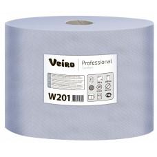 VEIRO: Полотенца протирочные 2сл 350м/24см Comfort синее