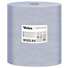 VEIRO: Полотенца протирочные 2сл 350м/33см Comfort синее