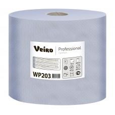 VEIRO: Полотенца протирочные 2сл 175м/22см Comfort внутренняя вытяжка синее