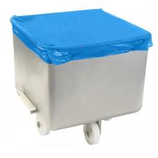 HACCPER: Покрытие 700х700мм для тележки-чана, голубое