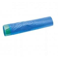 Мешки для мусора: 60л Clear Line с завязками ПНД
