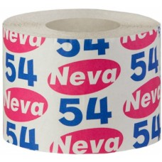Бумага туалетная: Нева-эконом 44м однослойная