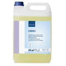KiiltoClean: Линоли 5л слабощелочное средство  для натурального линолеума