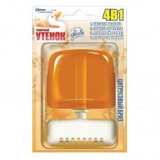 Чистящее средство: УТЕНОК 55мл для туалетов (римблок) ЦИТРУСОВЫЙ