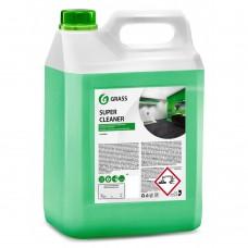 Grass: Супер Клинер 5,8кг конц.щелочное моющее средство