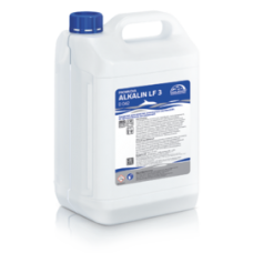 Dolphin: Проимнова Alkalin LF 3 5л жидкое низкопенное сильнощелочное моющее средство