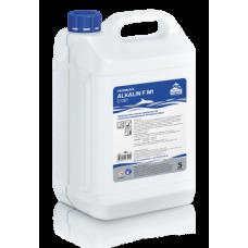 Dolphin: Проимнова Alkalin  F M 5л пенное сильнощелочное хлорсодержащие средство