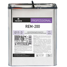 Pro-Brite: Рем-200 3л обезжиривающий концентрат