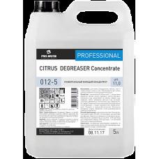 Pro-Brite: Цитрус Дегризер 5л для обезжиривания и чистки любых поверхностей