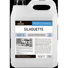 Pro-Brite: SILHOUETTE 5л акрил-уретановое защитное напольное покрытие