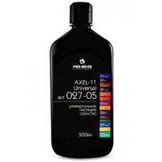 Pro-Brite: Аксель-11 500мл гель удалитель жевательной резинки