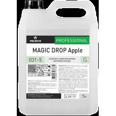 Pro-Brite: Мэйджик Дроп 5л для мойки посуды яблоко