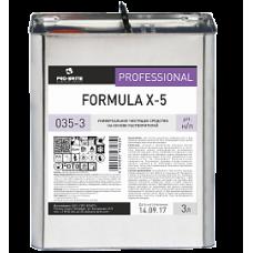 Pro-Brite: Формула Х-5 3л для удаления остатков скотча