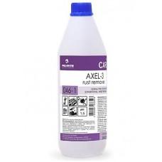Pro-Brite: Аксель-3 1л пятновыводитель для экспресс-чистки ковров