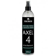 Pro-Brite: Аксель-4 200мл против пятен и запаха мочи, а также рвотных масс