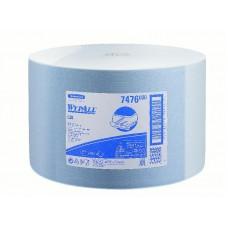 Kimberly-Clark: Салфетки Вайпол L20 2000л 1сл синие