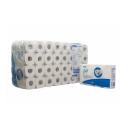 Kimberly-Clark: Бумага туалетная Скотт 42м 2сл белая