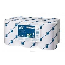 Tork: Полотенца бумажные H13 (ранее EnMotion) 143м/24,5 2сл белые