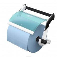 Tork: Салфетка W1 Advanced 340м/37 2сл 1000л бумажная повышенной прочности голубая