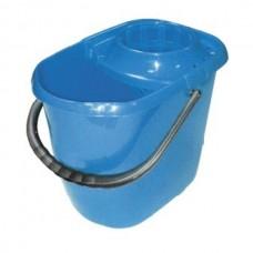 Хозяйственный инвентарь: Ведро 13л пластик МОП прямоугольное с отжимом