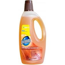 Чистящее средство: ПРОНТО 750мл  5в1 для деревянного пола