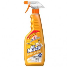 Чистящее средство: МИСТЕР МУСКУЛ 500мл для кухни (триггер)