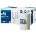 Tork: Полотенца бумажные M1 Advanced 75м/21,5 2сл белые с центральной вытяжкой