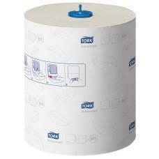Tork: Полотенца бумажные H1 Advanced Soft Matic 150 метров 2-слойные белые