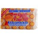 Мыло хозяйственное: 150г 72% Аист в обертке