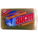 Мыло хозяйственное: 150г Аист с глицерином