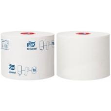 Tork: Бумага туалетная T6 Universal 135 метров однослойная компактный рулон