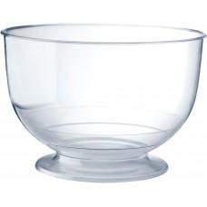 DUNI: Креманка 260мл пластиковая прозрачная