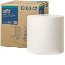 Tork: Салфетка W1, W2, W3 225м/25,8 2сл 750л бумажная протирочная белая