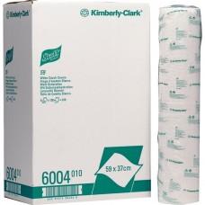 Kimberly-Clark СИЗ: Простынь Скотт@50 50м/135л 2сл. 37х50см белая