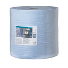 Tork: Салфетка W1 Advanced 255м/37см 3сл 750л бумажная суперпрочная голубая