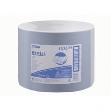 Kimberly-Clark: Салфетки Вайпол L20 1500л 1сл синие
