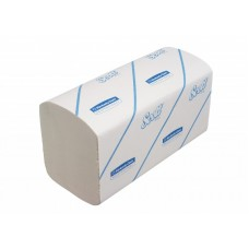 Kimberly-Clark: Полотенца бумажные Скотт Скоттфолд 175л 1сл 31,5х20,0см белые