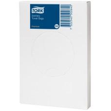 Tork: Пакеты гигиенические B5 25 шт полиэтиленовые белые