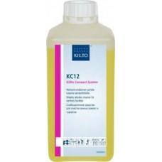 KiiltoClean: КС12 1л слабощелочное для ежедневной мойки санузлов и ванн